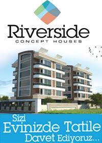 Riverside Concept Houses - Antalya / Konyaalt�